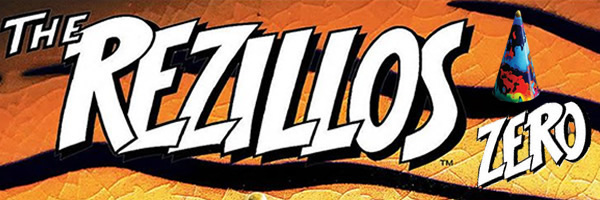Rezillos new cd ZERO